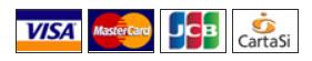 Carte di credito accettate in hotel